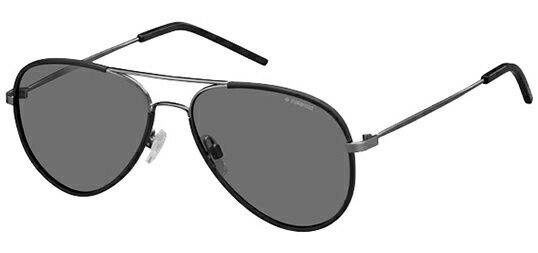 438fa491aa2 Fashion Group  Polaroid Lightweight Polarized Aviator Sunglasses ...