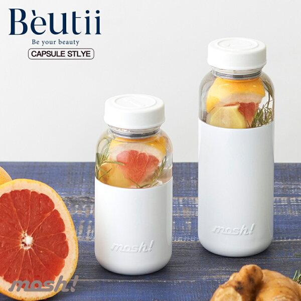 日本MOSH!不鏽鋼保冷瓶500ML沙拉水果保冷環保水壺