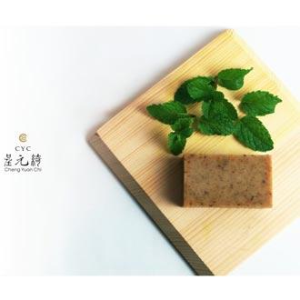 呈元綺 綠茶沁涼皂 100g