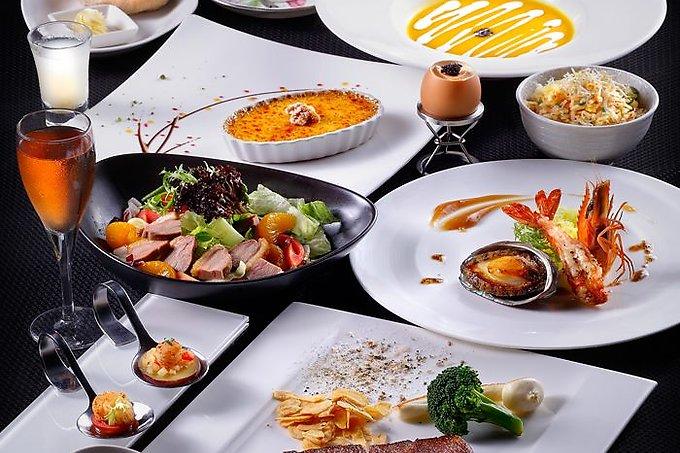 【台北】墨賞新鐵板料理 - 法式海陸單人套餐