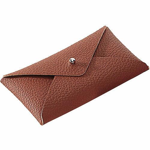 《PHILIPPI》Letter軟式名片盒(咖)