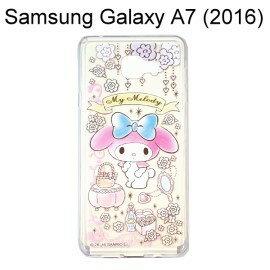 Melody 美樂蒂透明軟殼 [飾品] Samsung A710Y Galaxy A7 (2016)【三麗鷗正版授權】