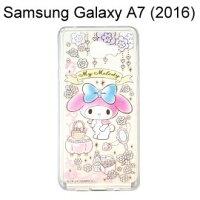 美樂蒂手機配件推薦到Melody 美樂蒂透明軟殼 [飾品] Samsung A710Y Galaxy A7 (2016)【三麗鷗正版授權】就在利奇通訊推薦美樂蒂手機配件