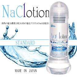 【伊莉婷】日本 Naclotion 標準潤滑液 360ml 透 自然感覺 STANDARD 中粘度 A1-06161141