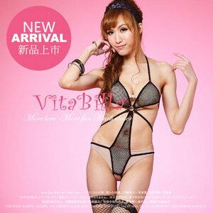 【伊莉婷】VitaBilla 火辣甜心 連身睡衣 一件入 A000820645 0