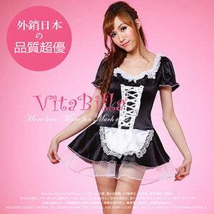 【伊莉婷】VitaBilla 甜心女僕 角色制服 一件入 A003640629