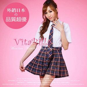 【伊莉婷】VitaBilla 青春無敵 角色制服 三件組 A007610631 0