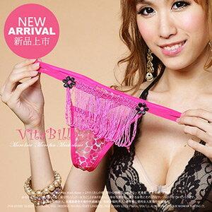 【伊莉婷】VitaBilla 靚麗拉丁粉 小褲 一件入 F702900801 0