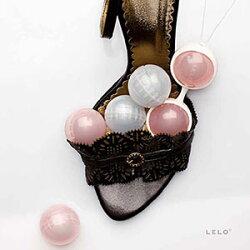【伊莉婷】瑞典 LELO Luna Beads 第二代露娜女性按摩球【經典款】LE27031