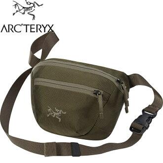 Arcteryx 始祖鳥 Maka 1 側背包 肩包 腰包 17171 鎢褐 Arc\