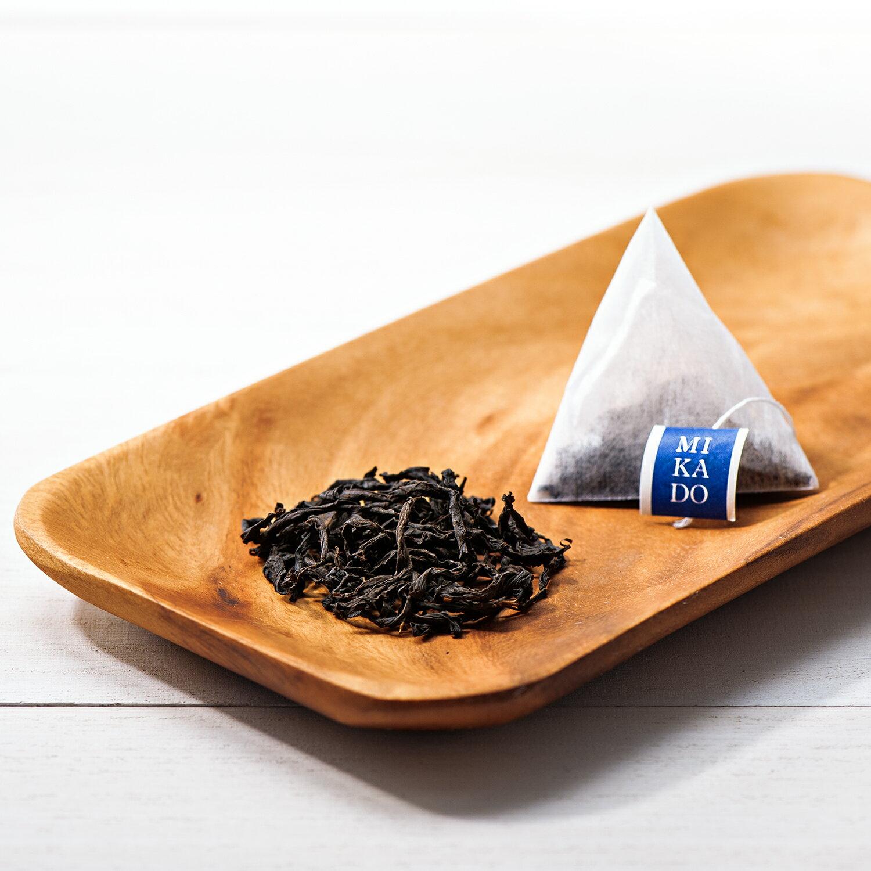 MIKADO 立體茶包 - 台茶八號阿薩姆紅茶(精裝版)