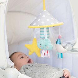 以色列【TAF Toys】嬰兒車玩具系列-小月亮嬰兒床搖鈴