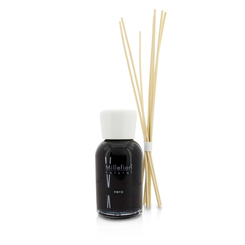 米蘭千花 Millefiori - 自然系列室內擴香Natural Fragrance Diffuser - Nero