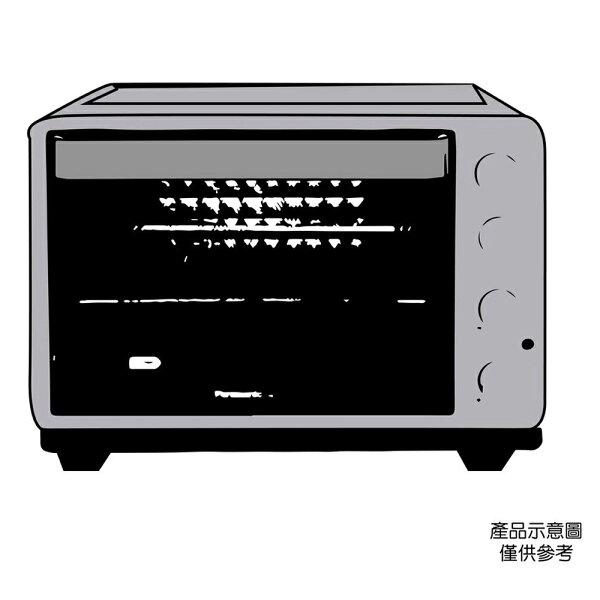 【Panasonic國際牌】32L雙溫控發酵烤箱NB-H3200