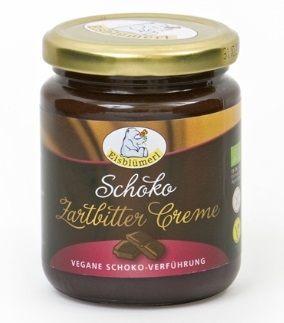 智慧有機體 德國有機苦甜巧克力醬 250g