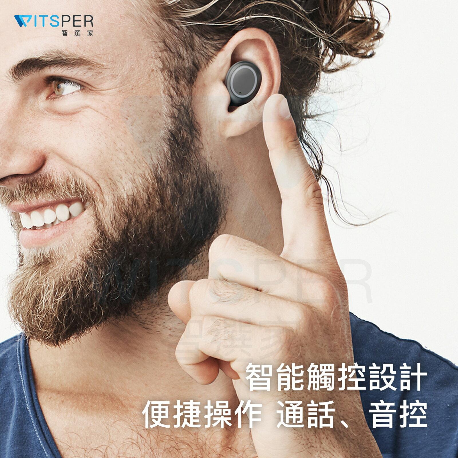 """APP領卷折100""  Taotronics TT-BH052真無線藍牙耳機  觸控耳機 tws藍牙耳機 藍牙5.0  IPX7防水 真無線推薦 CP值 6"