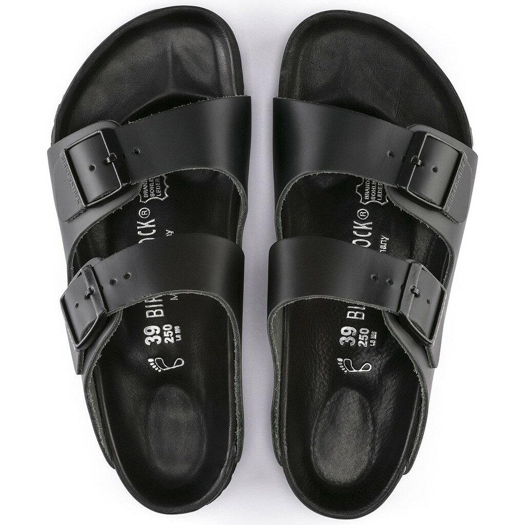 宜蘭勃肯 BIRKENSTOCK ARIZONA亞利桑那 精緻鞋身 黑