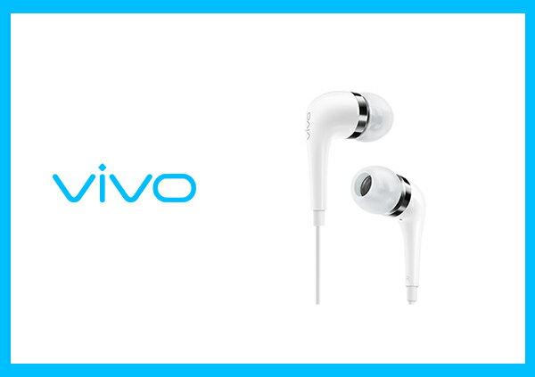 VIVO原廠XE600iHiFi入耳式耳機(密封袋裝)