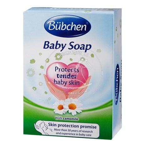 【迷你馬】Baan 貝恩 Bubchen 潔膚香皂(125g) BU0100400-001