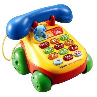 Vtech 歡樂學習電話 Pull 'n Learn Phone