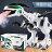 噴霧電動恐龍玩具 電動恐龍 噴霧恐龍 電動噴霧戰龍 機器龍大號 模型玩具 1