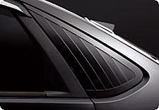 2L015 莫名其妙倉庫 【三角窗飾板 4D】原廠 福特 Ford Focus 後車窗
