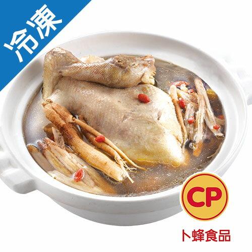 卜蜂極品人蔘雞2000g+-5%/包【愛買冷凍】