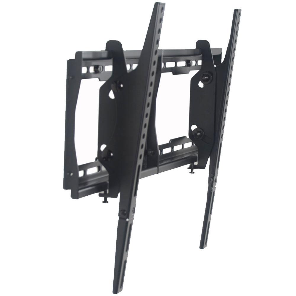 "VideoSecu Heavy Duty LCD LED Tilt TV Wall Mount Bracket for Samsung 26 32 39 40 46 50 51 55 60 64 65 75"" Plasma Flat Panel Screen HDTV Displays UN48H5500AFXZA- 165lbs /VESA 600x400mm BG3 2"