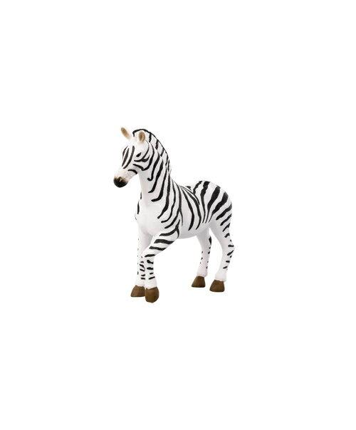 【淘氣寶寶】 美國 B.Toys 感統玩具 Terra 草原動物-斑馬