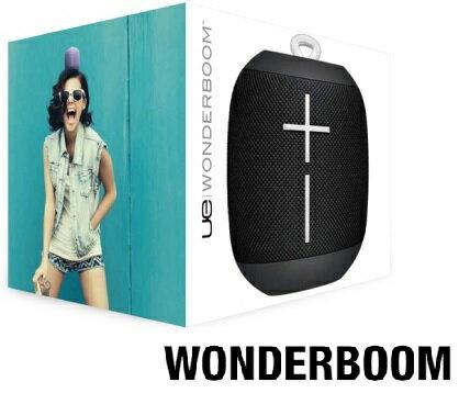 【滿3千,15%點數回饋(1%=1元)】羅技 UE Ultimate Ears Wonderboom 無線防水藍牙喇叭 IPX7防水 公司貨 免運 0利率