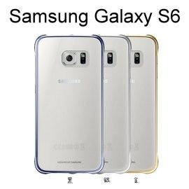 Samsung G9200 Galaxy S6 原廠透明保護殼 原廠背蓋