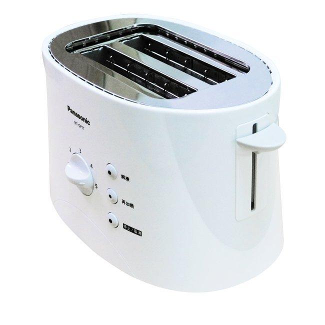Panasonic 國際牌 五段調節 烤麵包機 NT-GP1T