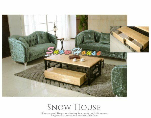 ╭☆雪之屋居家生活館☆╯AA424-06KC1408抽屜式坐櫃(原木色實木面)收納櫃置物櫃長方凳100公分寬