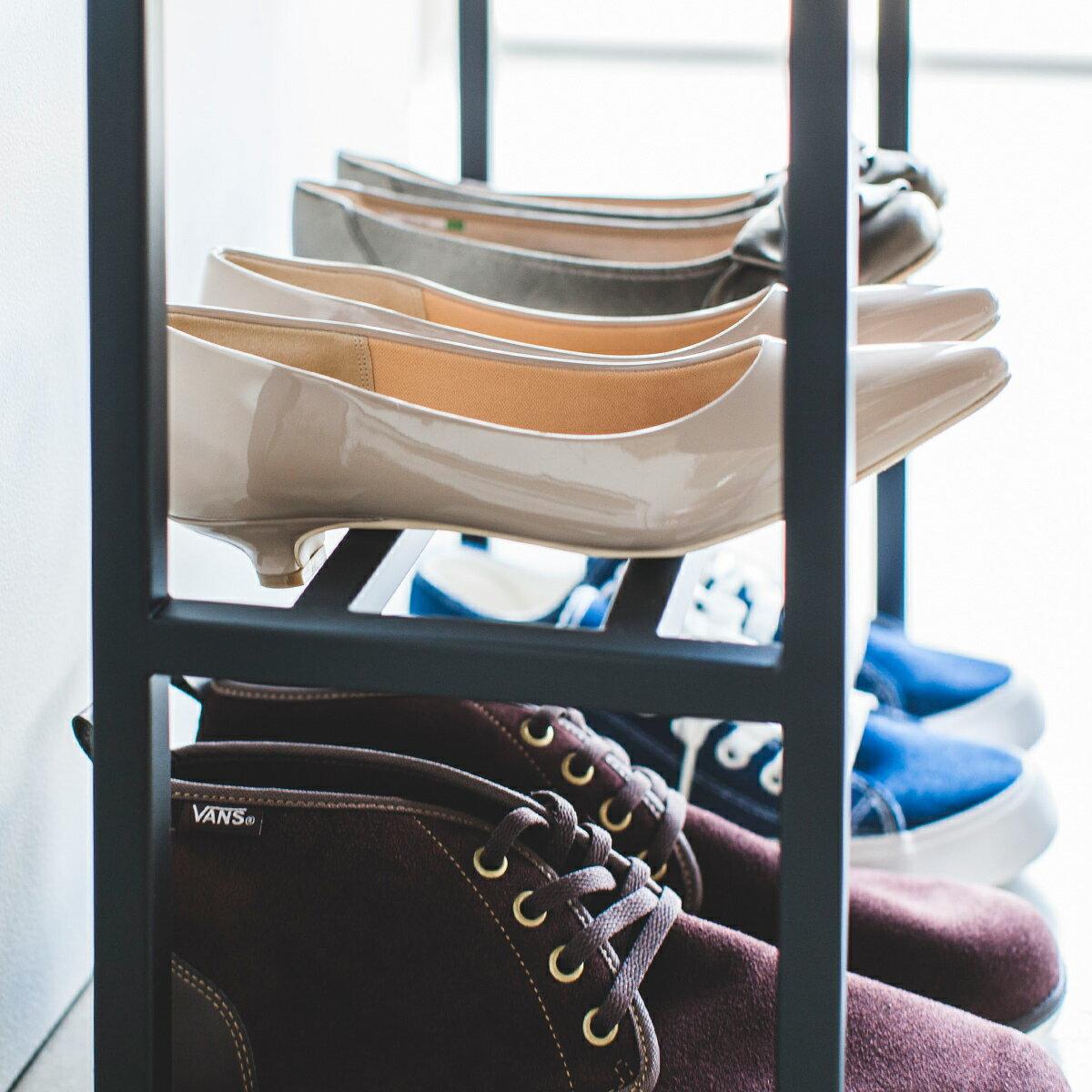 日本Tower  /  居家生活  /  玄關簡約鞋靴收納架 鞋架  /  roomy-ymz19jan24h29  /  日本必買 日本樂天直送(7294) /  件件含運 6