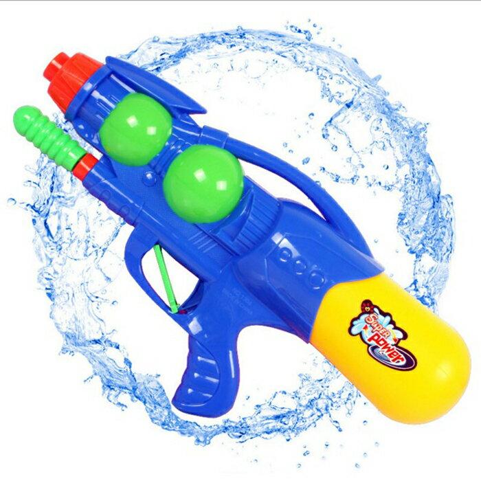 糖衣子輕鬆購【DZ0017】夏日戲水海灘玩具兒童打氣水槍玩具