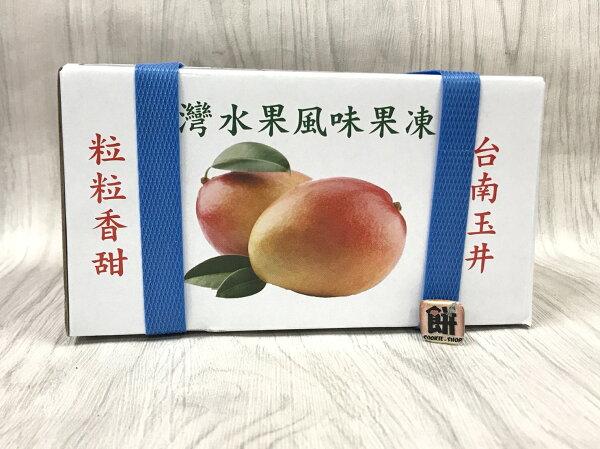 台灣水果風味果凍(芒果味)-400g