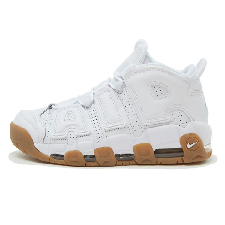 "Nike Air More Uptempo OG ""White Gum"" 男鞋"