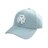 RM滿版花紋老帽-藍 1