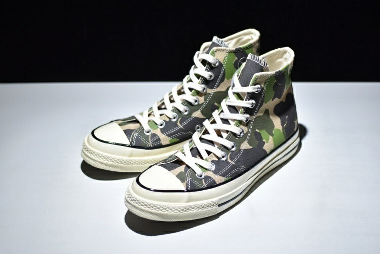 converse All star 1970 first string 迷彩色 高筒