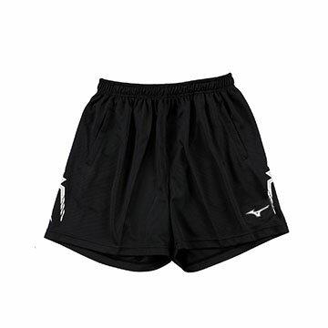 V2TB7C1009 (黑)高透氣吸汗快乾 MC-LINE 女排球褲 【美津濃MIZUNO】