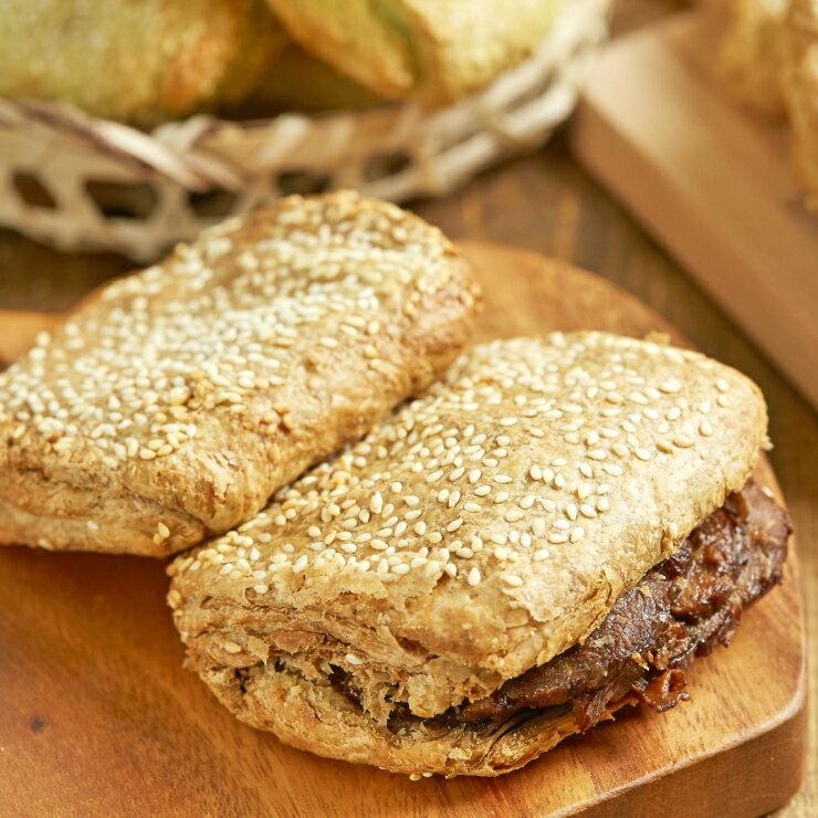 芝麻醬酥餅︱7個 / 盒︱香濃芝麻醬+多層次口感 6