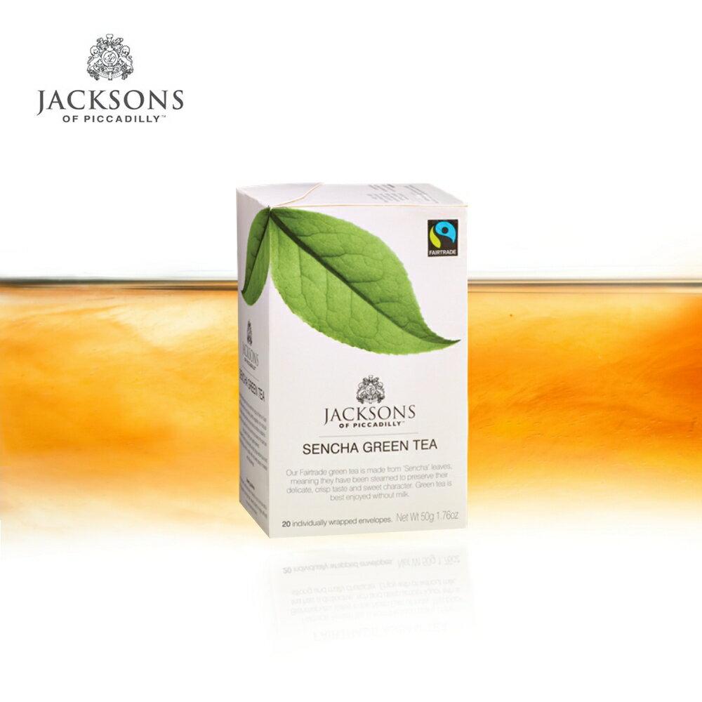 【即期品】Jacksons 英國傑克森 公平貿易煎茶 (20包/盒)