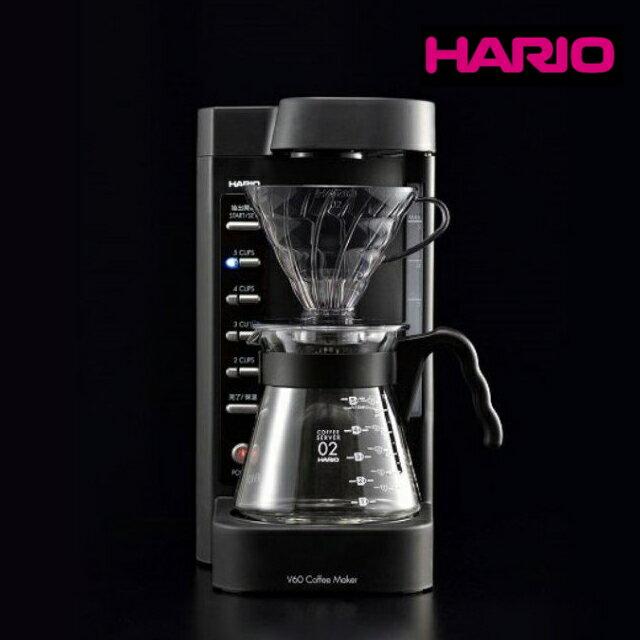 HARIO V60珈琲王 二代咖啡機 (贈送2-4人份錐形濾紙) EVCM2-5TB (保固一年)《vvcafe》 0