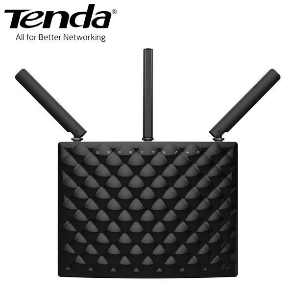★綠G能★全新免運★Tenda AC15 1900M超競速雙頻無線路由器