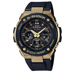 CASIO G-SHOCK 絕對悍奔騰運動腕錶/GST-S300G-1A9