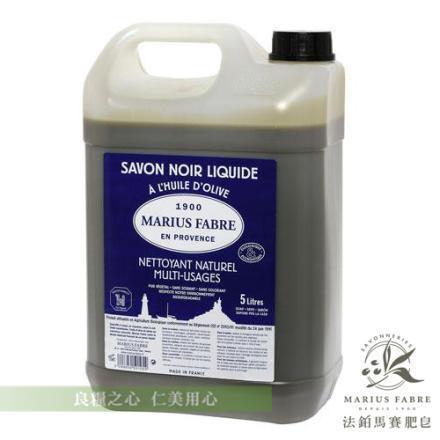 法鉑 橄欖油黑肥皂(5000ml/瓶)