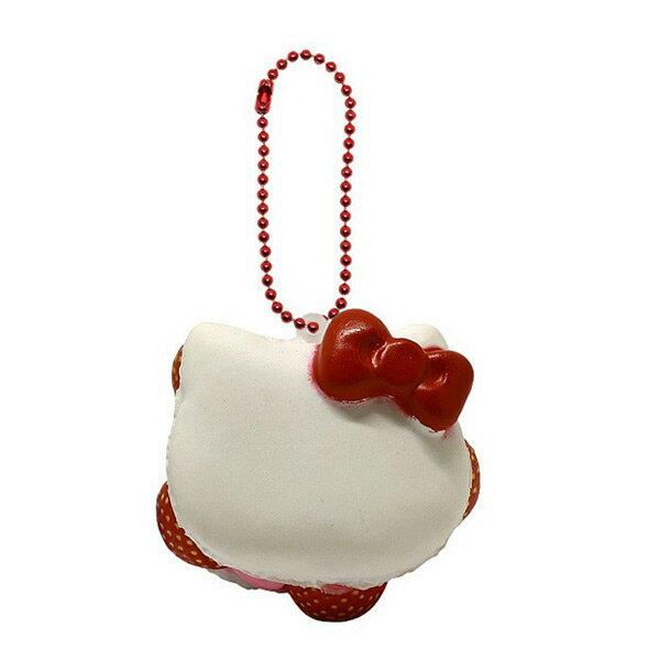 sightme看過來購物城:原味款【日本進口正版】凱蒂貓HelloKitty馬卡龍捏捏吊飾捏捏樂美食軟軟三麗鷗-615190