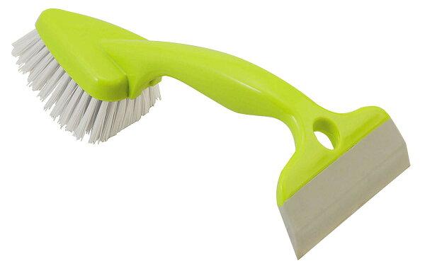 X射線【C120591】Aiwa日本製兩用清潔刷,細縫清潔刷菜瓜布細縫刷細縫溝槽刷清潔刷縫細刷刷具