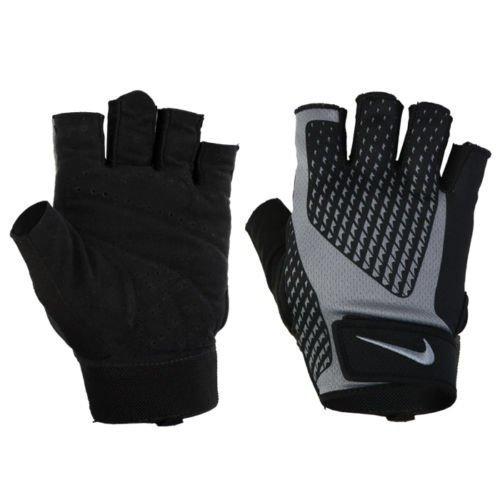 【H.Y SPORT】NIKE AC3787-032 健力手套/訓練手套/健身手套/自行車單車手套 (正版公司貨)