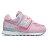 Shoestw【IV574KCR】NEW BALANCE NB574 運動鞋 黏帶 小童鞋 Wide 粉水藍 小花 0